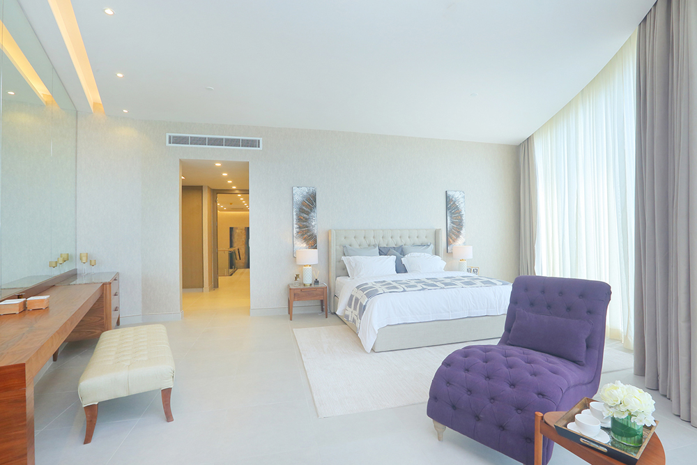 3 Bedroom Duplex in Saudi Arabia
